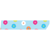 Summer Lovin_Washi tape-flowers-pink blue white
