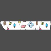 Summer Lovin_Washi tape-summer items