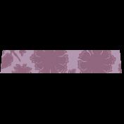 Good Life May 21_Tape-Flowers-purple