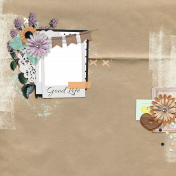 The Good Life: May Quick Pages Kit #2- QP 2