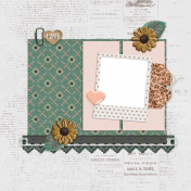 The Good Life: May 2020 Quick Pages Kit- QP 6