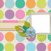Garden Party Quick Pages Kit- QP 4