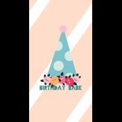 The Good Life: June Birthday Journal Me Kit- 06