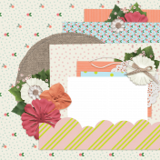 Spring Fever Quick Pages Kit- QP 1