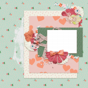 Spring Fever Quick Pages Kit- QP 2