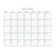 Good Life July 21_Calendar-July 21