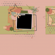 Layout Templates Kit #74- Layout Template 74A