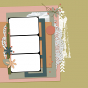 Layout Templates Kit #74- Layout Template 74C