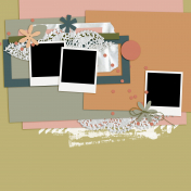 Layout Templates Kit #74- Layout Template 74F