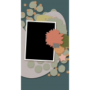 Travelers Notebook Layout Templates Kit #27- Layout Template 27D
