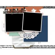 Pocket Cluster Kit #14_Pocket Cluster Template_2 Opening-Pompoms Doily Stars-Mask