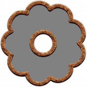 Templates Grab Bag Kit #42- cork flower