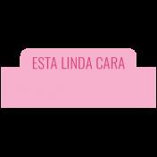 Good Life Aug 21_Tab Label Español-Esta Linda Cara