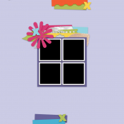 Layout Templates Kit #75- Layout template 75g