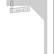 Pocket Cards Templates Kit #11- Template 11h 3x4