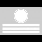 Pocket Cards Templates Kit #11- Template 11e 4x6