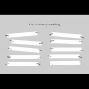 Pocket Cards Templates Kit #11- Template 11f 4x6