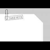 Pocket Cards Templates Kit #11- Template 11h 4x6
