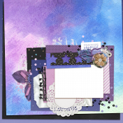 The Good Life: August 2020 Quick Pages Kit- Quick Page 2