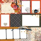 Heard The Buzz? Quick Pages Kit- Quick Page 1