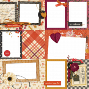 Heard The Buzz? Quick Pages Kit- Quick Page 2