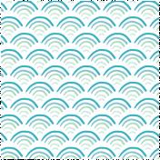 The Good Life: April 2021 Labels & Stickers Kit- Print Square 4