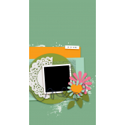 Travelers Notebook Layout Templates Kit #29- Layout Template 29e