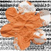 Good Life Oct 21_Flower-Orange White  Paper