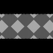 Fat Ribbon Template 04- Geometric 01