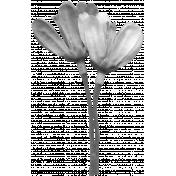 Flower 077 Template