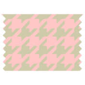 Our House Mini Kit- Houndstooth Washi