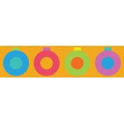 Jolly Tag- Ornaments