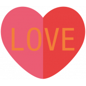 Jolly Tag- Love