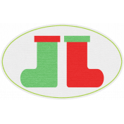 Jolly Tag- Stockings