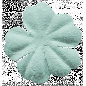 Nutcracker Flower- Light Green