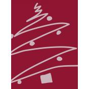 Nutcracker Cards- Doodle Tree Journal Card