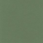 Nutcracker Mini Kit- Green Houndstooth Paper