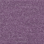 Autumn Art Glitter- Purple2 12x12 Paper