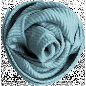 Nutcracker Flower- Blue