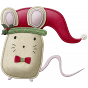 Nutcracker- Mouse In Hat