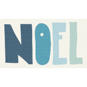 Nutcracker Tag- Noel