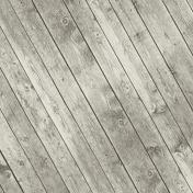 Winter Arabesque Mini Kit - Diagonal Plank Paper