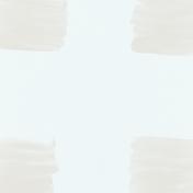 Winter Arabesque Paint Cross Paper