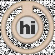 Here & Now Fastener- Hi