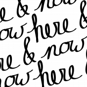 Paper 848- Here & Now- Word Overlay