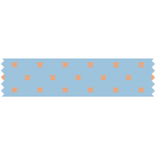 Here & Now Washi Tape- X