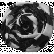 Here & Now Flower- Black