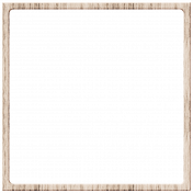 Here & Now Frames- Wood Square