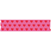 Video Game Valentine Washi- Hearts