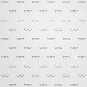 Video Game Valentine- Glasses Paper